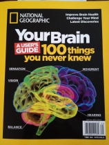 National Geographic's Awesome Brain Issue